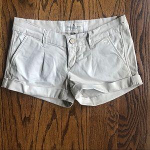 Abercrombie & Fitch Vintage Khaki Shorts